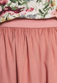 ONLY - Pleated skirt - ash rose - 5