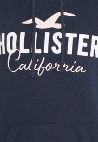 Hollister Co. - CHAIN TECH CORE - Hoodie - navy - 5