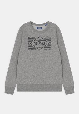 JORARCHIE CREW NECK JR - Sweatshirt - light grey melange