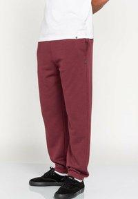 Element - Tracksuit bottoms - vintage red - 2