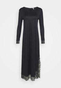Hanro - WANDA - Noční košile - black - 3