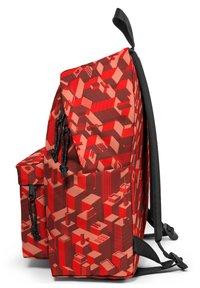 Eastpak - Reppu - pixel red - 2