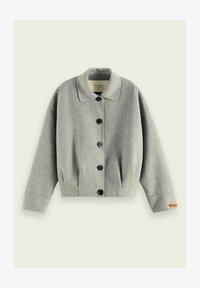 Scotch & Soda - Summer jacket - grey melange - 5