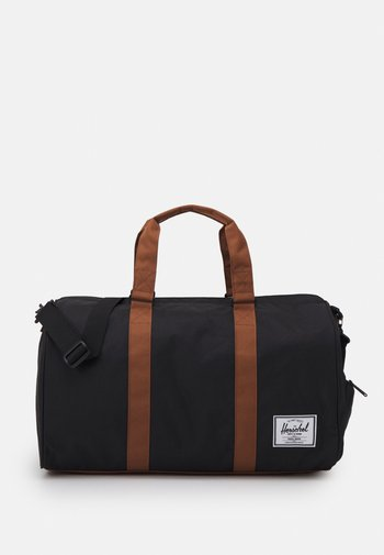 NOVEL UNISEX - Weekend bag - black