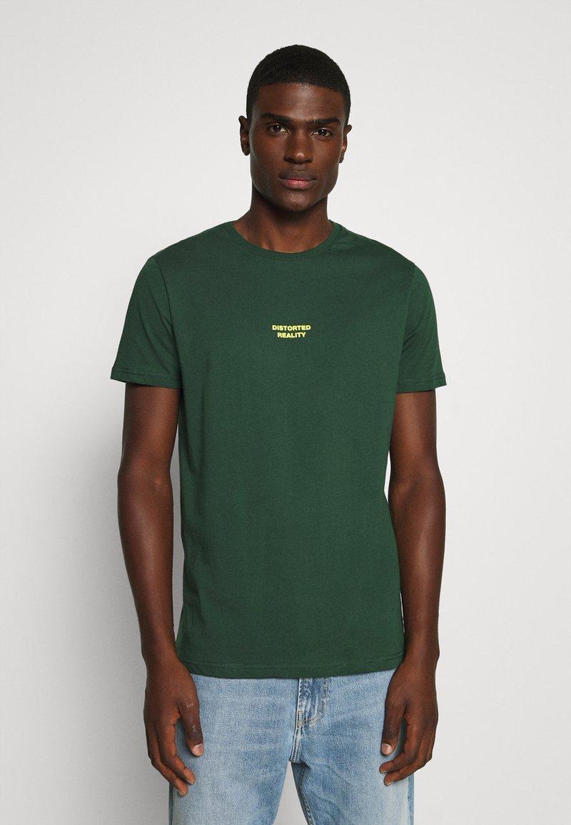 YOURTURN - T-shirt print - dark green