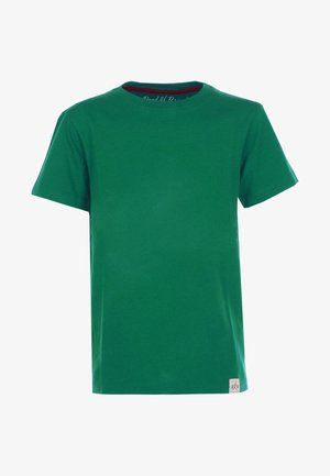Basic T-shirt - dark-green