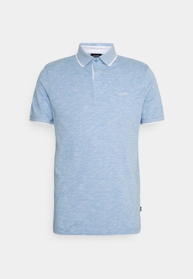 IWANKO - Poloskjorter - pastel blue
