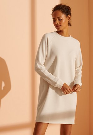 SOFT - Day dress - rice white