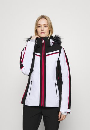 LUHTA ENKLINGE - Skijacke - optic white