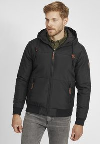 INDICODE JEANS - HANNIBAL - Winter jacket - charcoal mix - 1
