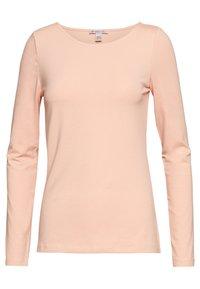 Anna Field - 2 PACK - Topper langermet - dusty pink/white - 2