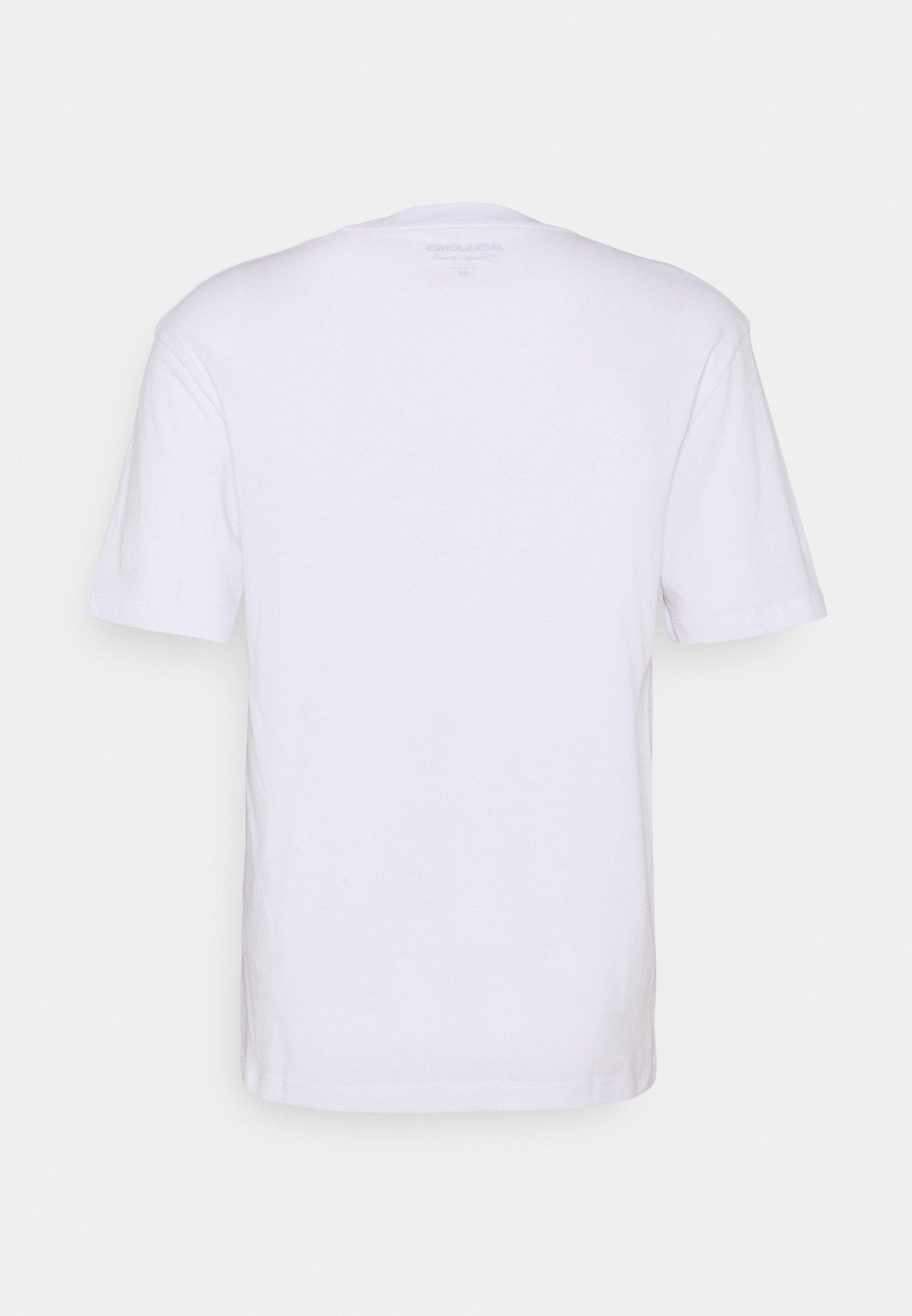 Men JORCLAY TEE CREW NECK - Print T-shirt