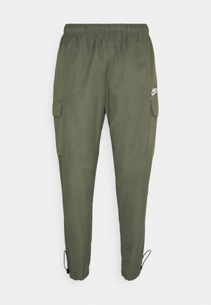 Pantalones deportivos - twilight marsh/white