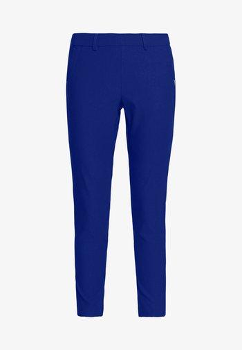 WOMEN IKALA 7/8 TREGGINGS - Trousers - atlanta blue