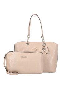 Guess - CHIC SHINE - Handbag - blush - 1