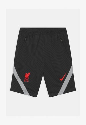 LIVERPOOL FC DRY UNISEX - Sports shorts - black/wolf grey/laser crimson