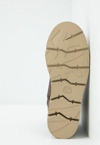 """Timberland - RADFORD 6"""" BOOT - Schnürstiefelette - medium brown - 5"""