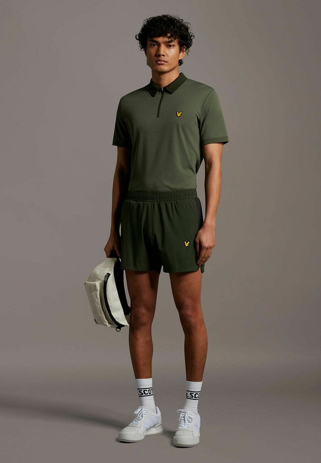 Sports shorts - deep spruce