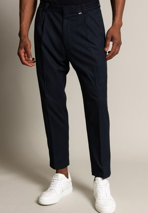 CIGENUA  - Trousers - marine
