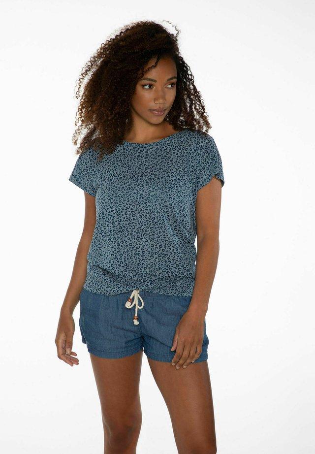 MEGAN - T-shirt print - indigogo