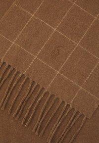 Polo Ralph Lauren - Scarf - light brown - 3