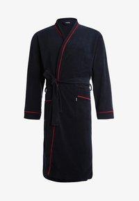 Jockey - BATHROBE - Dressing gown - navy - 5