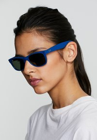 Ray-Ban - Occhiali da sole - blue/shiny black - 3