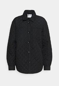 Moss Copenhagen - HAVEN DEYA JACKET - Summer jacket - black - 0