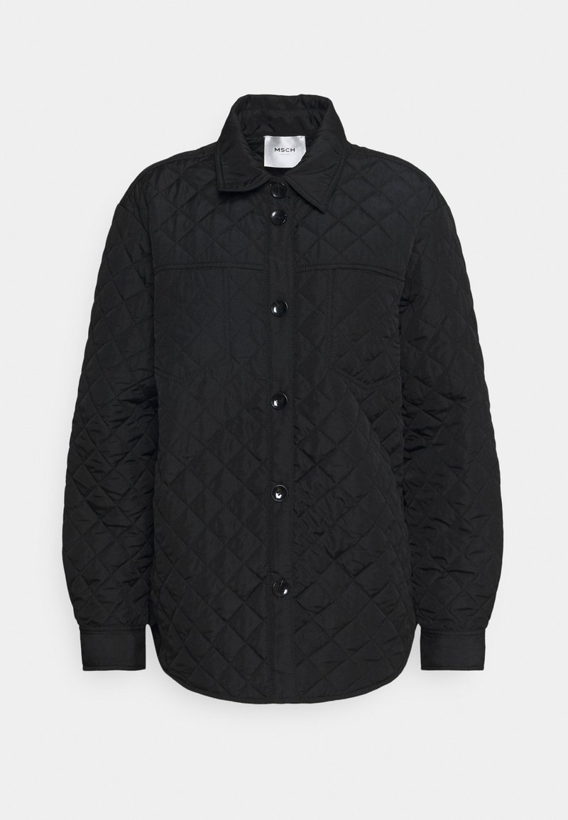 Moss Copenhagen - HAVEN DEYA JACKET - Summer jacket - black