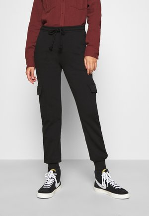 VMMERCY PANT - Tracksuit bottoms - black
