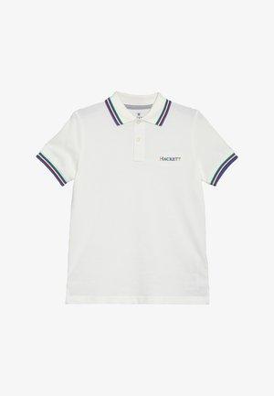Polo shirt - winter white