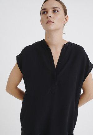 LUCIE PREMIUM - Blouse - black