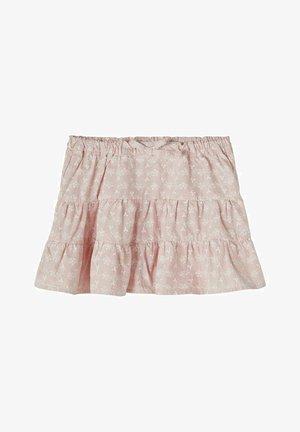 A-line skirt - desert sand