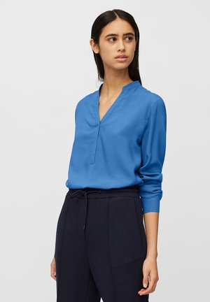 Blouse - cornflower
