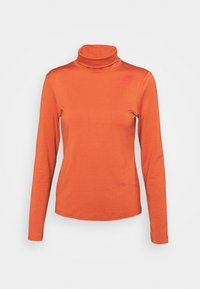 MOCK - Long sleeved top - light sienna/martian sunrise