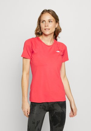 AMBITION  - T-shirt med print - cayenne red