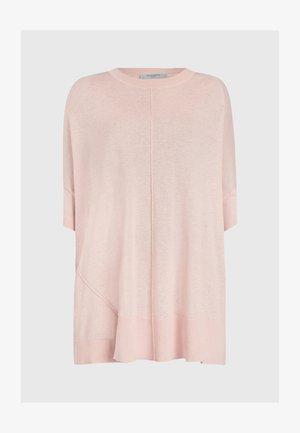 DELLA  - Basic T-shirt - pink