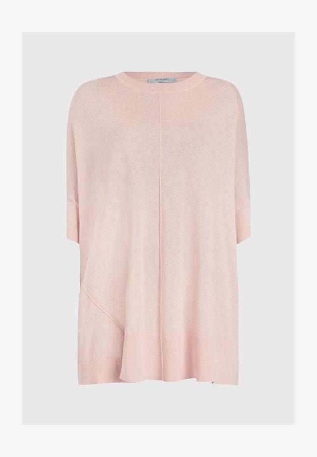 DELLA  - T-shirts basic - pink