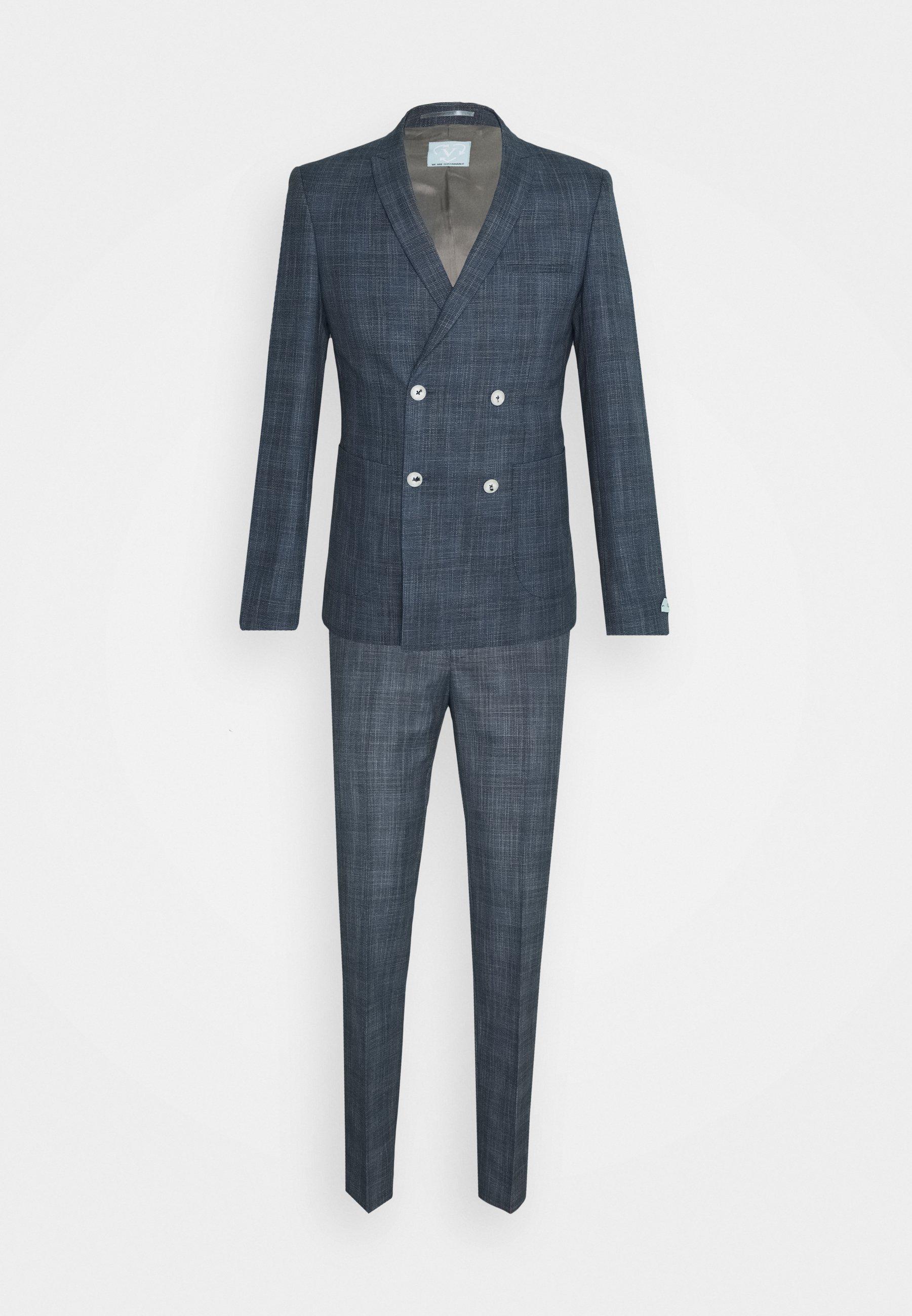 Men WEGNER DOUBLE BREASTED SUIT - Suit