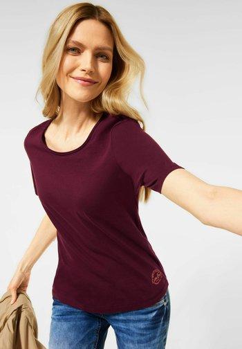 STYLE - Basic T-shirt - rot