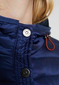 Barbara Lebek - Short coat - indigo - 6