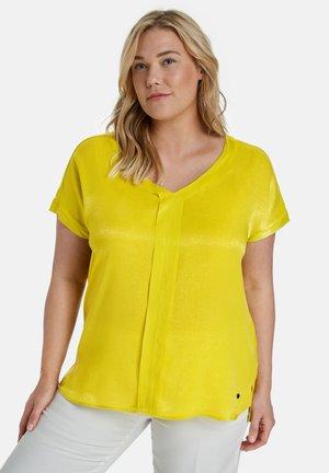 Blouse - citronella