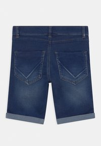 Name it - NKMSOFUS - Short en jean - dark blue denim - 1