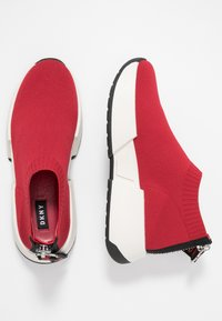 DKNY - MARCEL - High-top trainers - red - 3