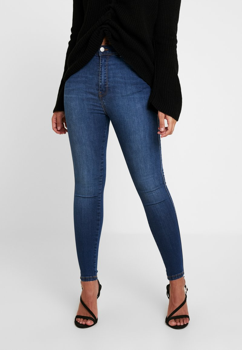 Dr.Denim Petite - MOXY - Jeans Skinny Fit - atlantic deep blue