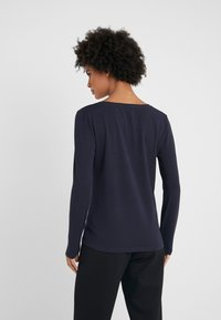 Barbour - OYSTER TEE - Long sleeved top - navy - 2