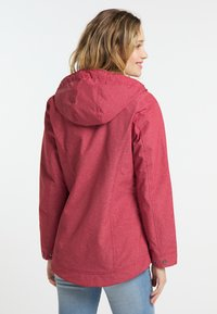 Schmuddelwedda - Outdoorová bunda - red mixture - 2