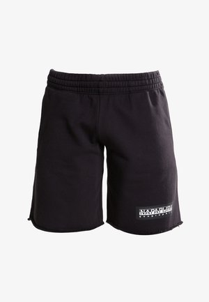 NARAY BERMUDA - Tracksuit bottoms - black