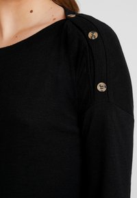Pieces - PCNOLLIE DRESS - Jumper dress - black - 5