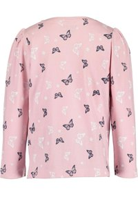 Blue Seven - COLOR YOUR LIFE - Long sleeved top - m02 - rosa aop + pink - 2